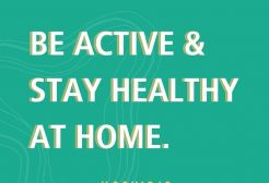 Stay Healthy At Home Covid 19 cùng Gucci